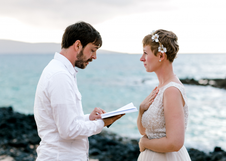 Your Guide On How To Write Wedding Vows